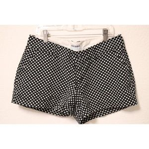Old Navy Polka Dotted Shorts